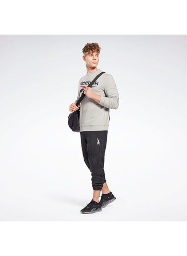 Reebok Rı Ft Bl Crew Sweat-Shırt Gri